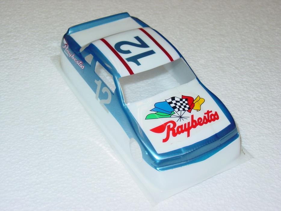 1/24 NASCAR CUSOM PAINTED BODY VINTAGE 90'S RAYBESTOS #277 BUICK?