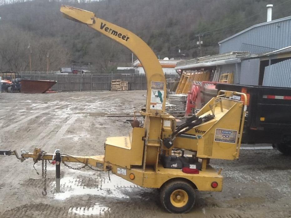 Vermeer BC625a Wood chipper