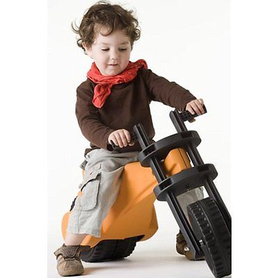 Kids Bikes YBIKE Balance Bike (Orange)