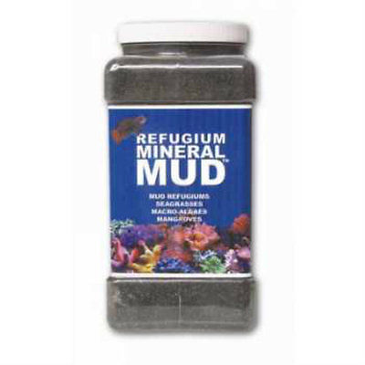 CARIB SEA Refugium Mineral Mud - 1 GL