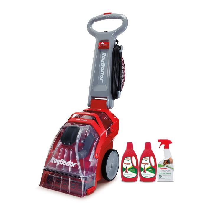 Carpet Cleaning Machines Upholstery Cleaner Rug Doctor Deep Shampoo Steamer