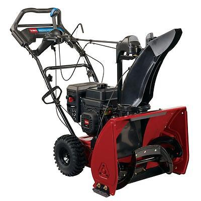 Toro SnowMaster 724 QXE 24 in. Single-Stage Gas Snow Blower