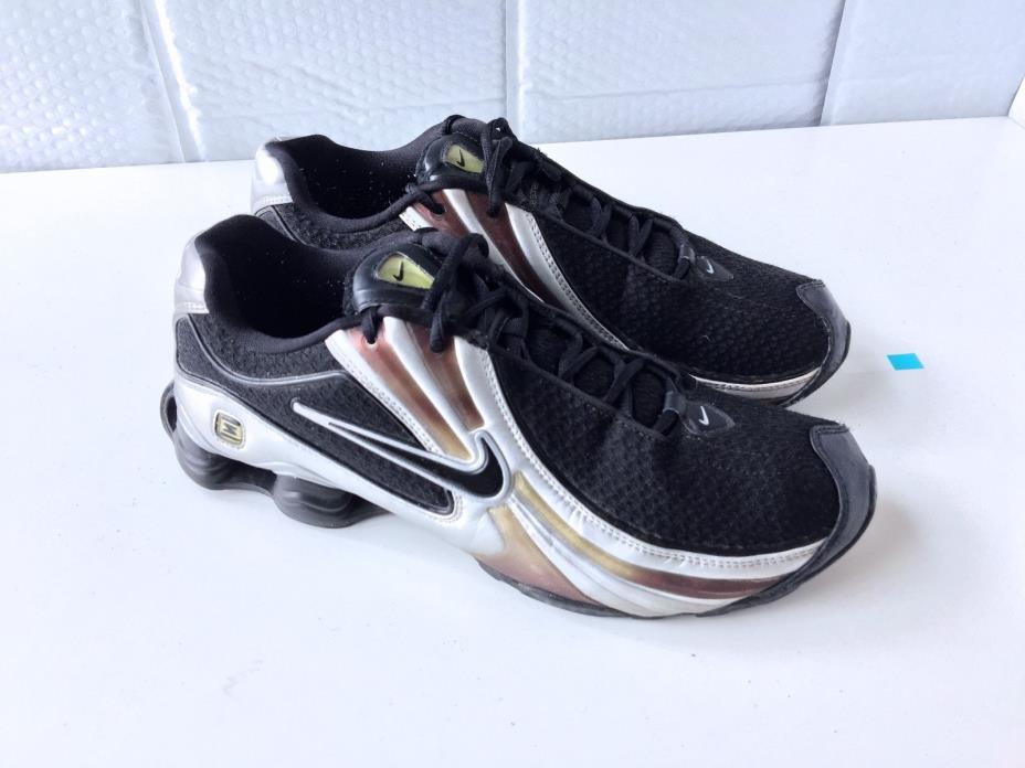 Nike Shox Sphere Men's Running Shoes 310161 001 Sz 10.5 M