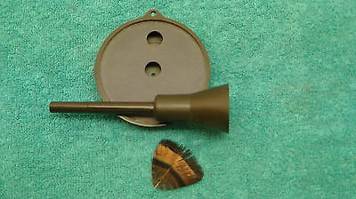 Vintage Lewis Stowe Stowe-Away Slate Turkey Call