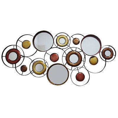 Hazelwood Home Abstract Sculpture Wall Décor