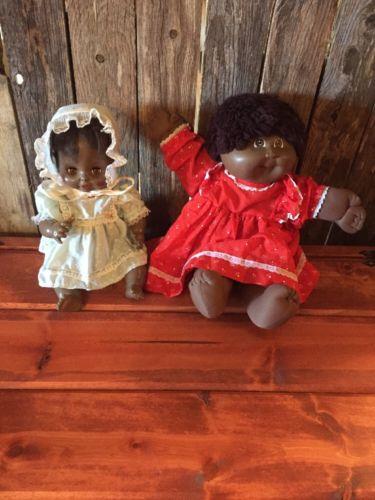 Vintage Black Baby Dolls
