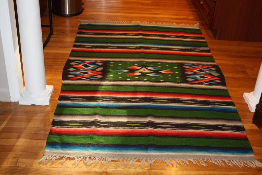 Tolle geile vintage mexican blanket such