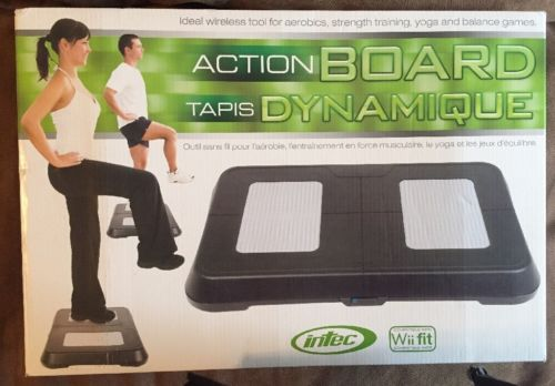 Action Board Compatible With Will Fit- Black