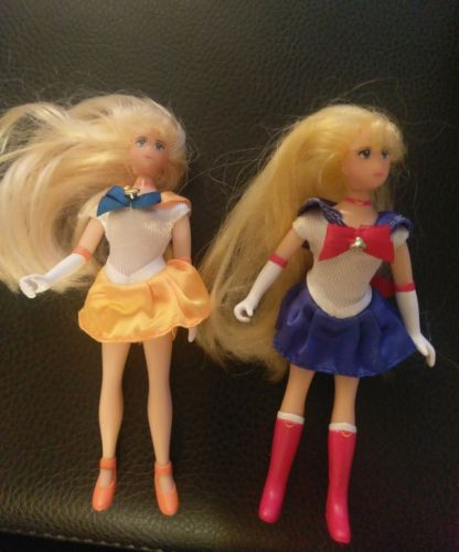 ?? Vintage 1990's nostalgia Sailor Moon Dolls  ??