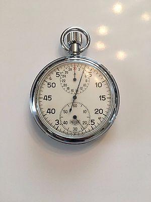 Vintage Heuer stopwatch