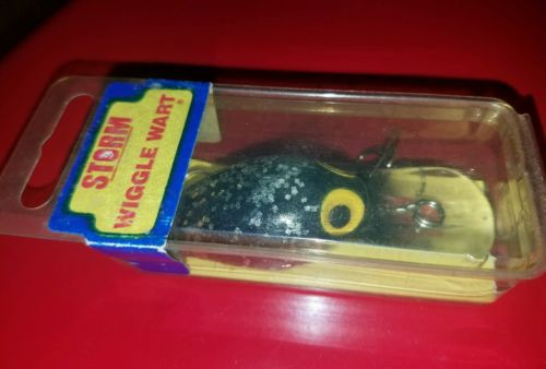 Pre Rapala Storm Wiggle Wart V71 sealed in original box