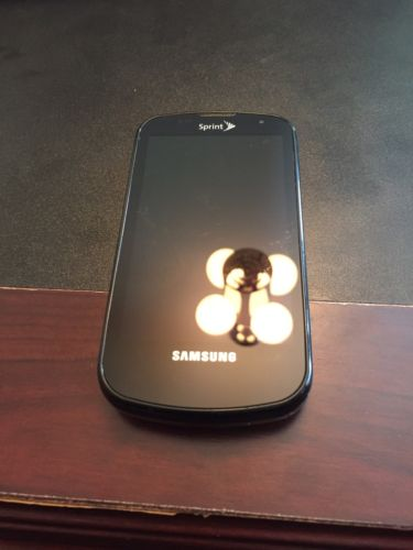 Samsung Galaxy S1 Used  Black Smartphone With i9000 Original