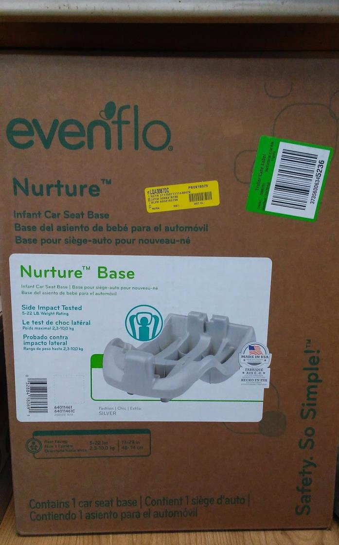 Evenflo Nurture Infant Car Seat Base