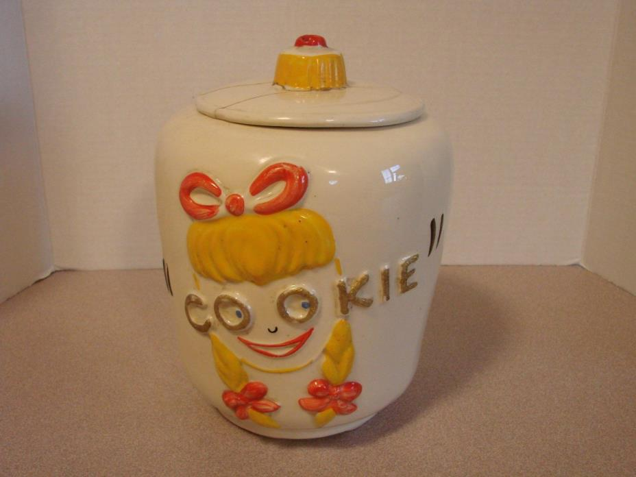 Vintage Pottery Cookie Jars For Sale Classifieds