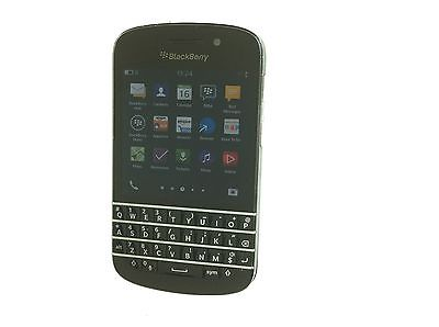BlackBerry Q10 (GSM Unlocked) QWERTY Smartphone (B-144)