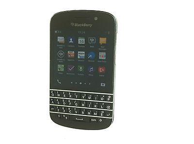 BlackBerry Q10 (GSM Unlocked) QWERTY Smartphone (B-144)