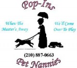 PopIns Pet Nannies (Professional Pet Sitting Dog Walking Service