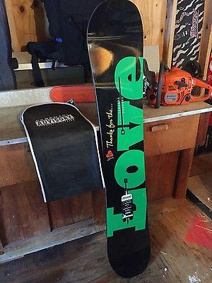Burton Love Snowboard Private Stock Rare