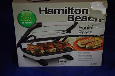Hamilton Beach Panini Grill