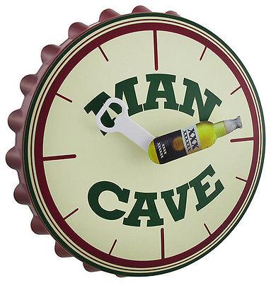 The Man Cave Clock
