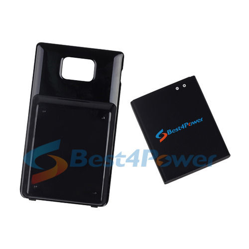 5000mAh Extended Double layer Battery Case For Samsung Galaxy S2 SGH-S959G Phone