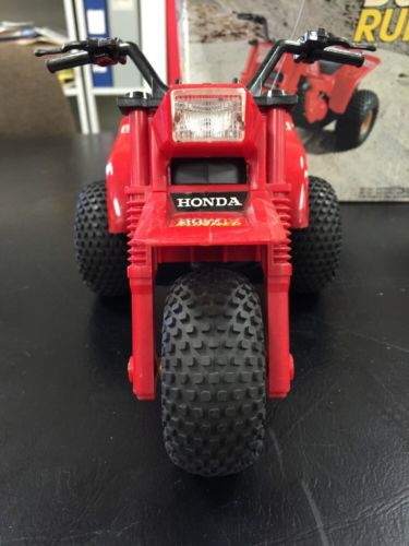 Honda Atc 250r Remote Control Dust Runner Three Wheeler