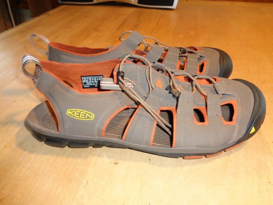 Mens KEEN  Cascade Shiitake Bombay Brown Sport Sandals SIZE 11 1008667