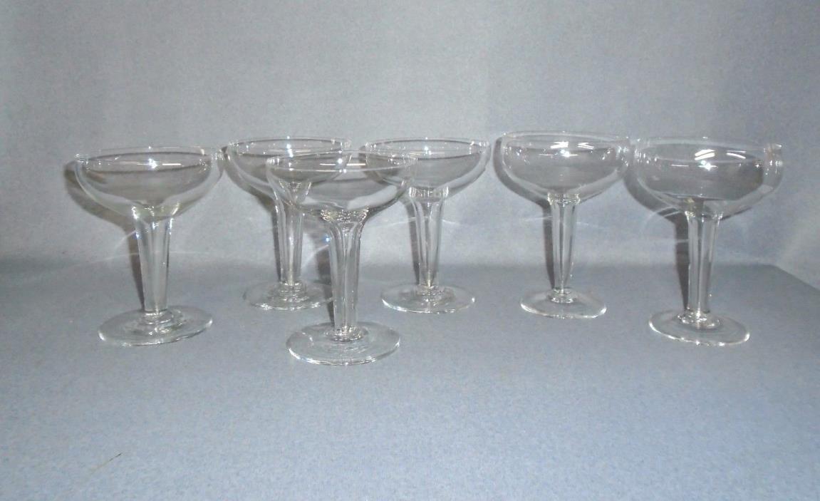 Vintage hollow stem champagne glasses for sale classifieds - Champagne flutes hollow stem ...