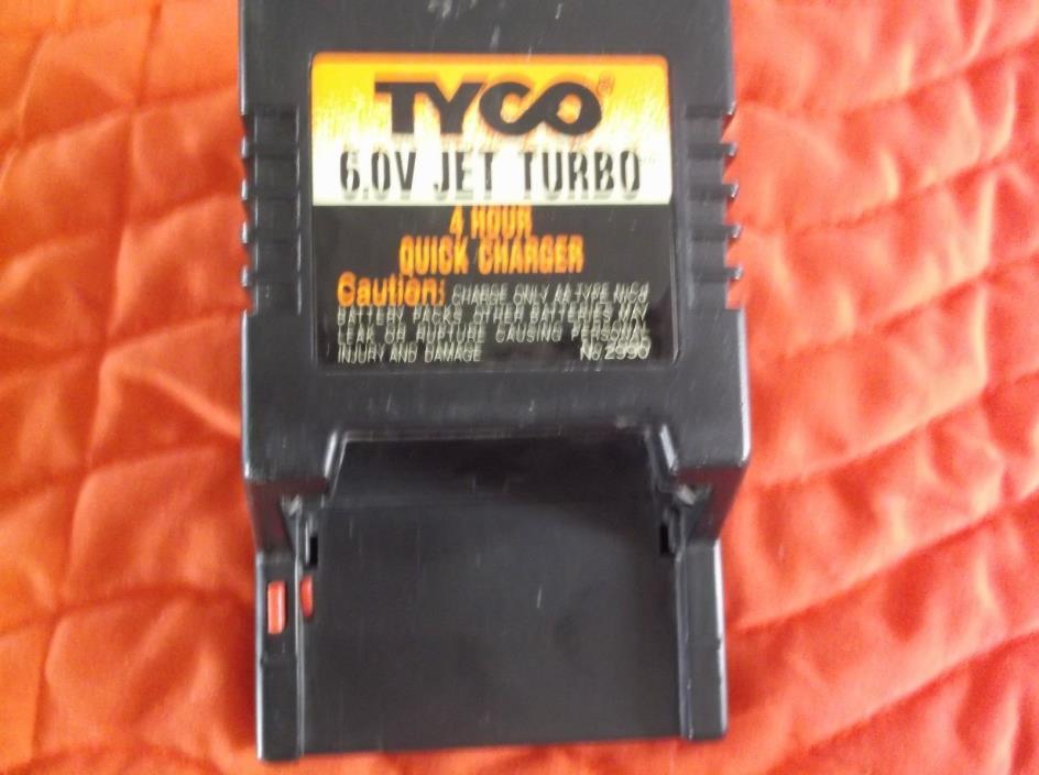 TYCO 6.0V JET TURBO