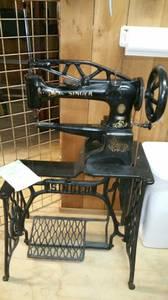 Singer 29K70 Patch Sewing Machine (Converse)
