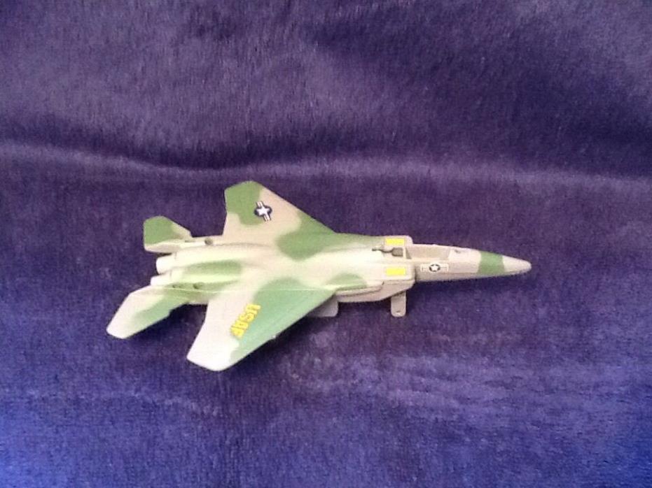 Diecast Fighter Jet Aircraft