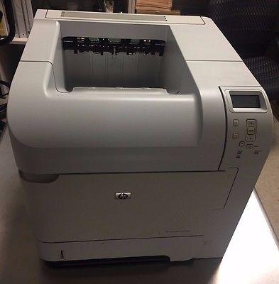 HP LaserJet P4014 Workgroup Laser Printer