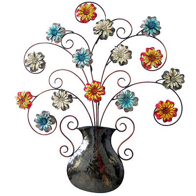 Hazelwood Home Floral Inspired Wall Decor