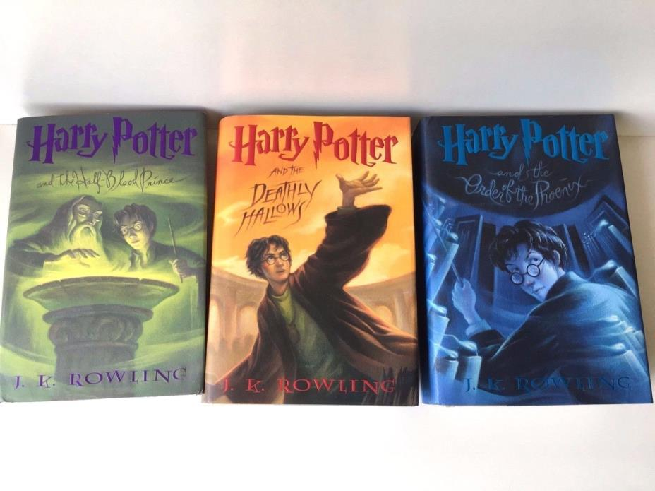 Harry Potter Book Year ~ Harry potter unopened book series for sale classifieds