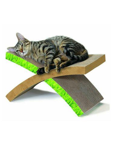Cat Hammock Scratcher Pet Kitten Catnip Lounger Foldable Bed New Free Shipping