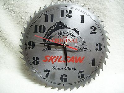 Skilsaw Original Shop Clock Medal Saw Blade 10