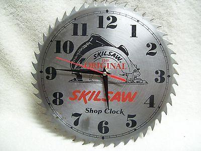 Skilsaw Original Shop Clock Medal Saw Blade 10