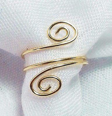 Toe Ring  14 Kt Gold Filled ...... Adjustable