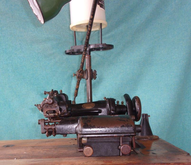 commercial blind stitch machine