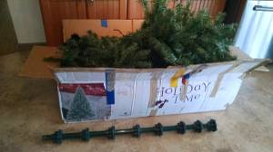 Free Christmas Tree (Scottsville)