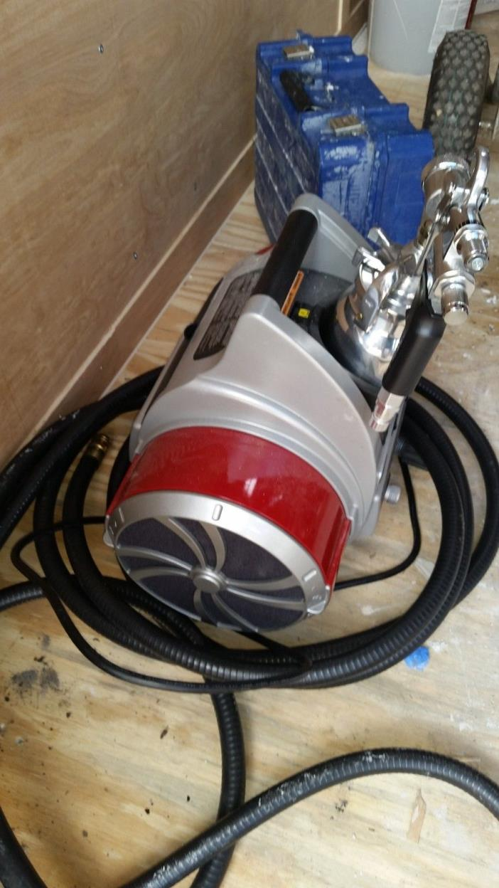 Commercial paint sprayer for sale classifieds for Paint sprayers for sale