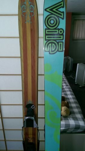 Voile Busters 186 with Switchback 2 Bindings