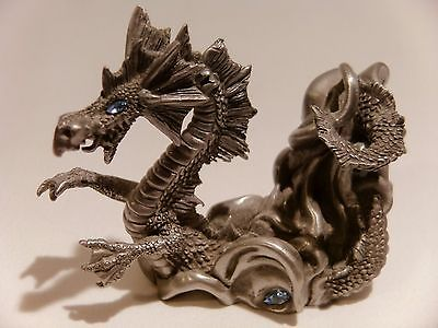 Pewter statue for sale classifieds - Pewter dragon statues ...