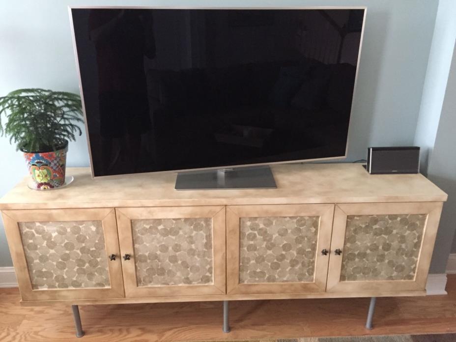 Repurposed IKEA tv stand