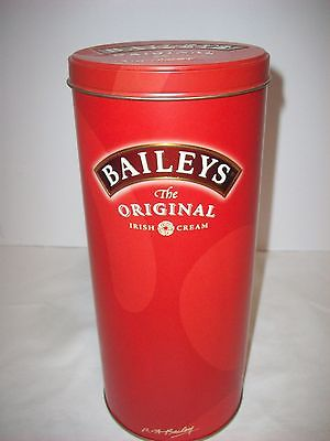 Baileys Irish Cream tin