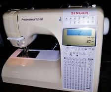 Singer XL-50 Electronic Sewing Machine In New Condition!