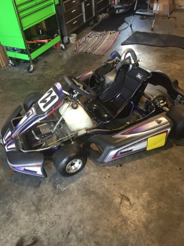 Go Cart Arrow Chassis Race Cart