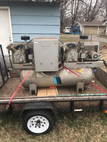 3 phase compressor for sale classifieds for Ingersoll rand air compressor electric motor