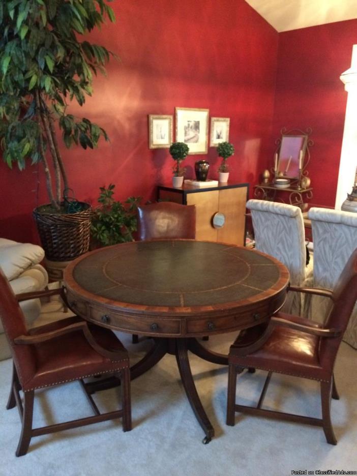 Gorgeous Vintage Wood Table