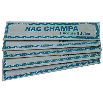 Nag Champa Handmade Incense in lokta paper Pack of 5